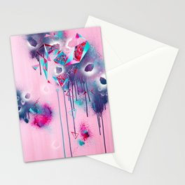 I Gave You Every Piece Of Me But You Could Never Love A Puzzle Stationery Cards