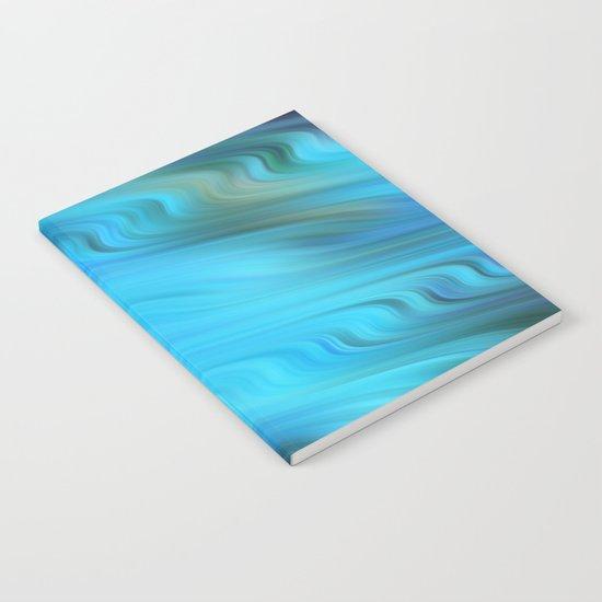 Down Stream Notebook