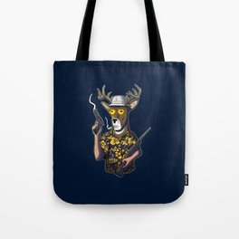 Deer Hunter Tote Bag