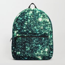 Emerald City Galaxy Sparkle Backpack