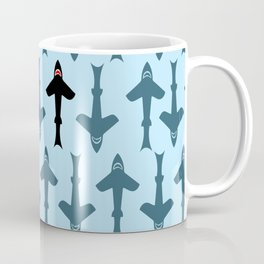 Shark Kite Coffee Mug