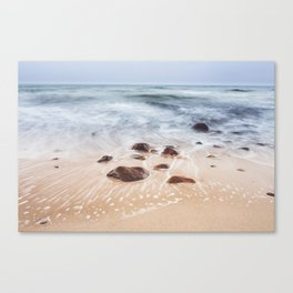 By the Shore - Landscape and Nature Photography Canvas Print