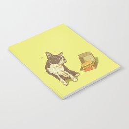 Mason + Big Mac = <3 Notebook