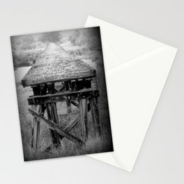 End of the Line Stationery Cards