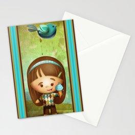 Bird Poop Stationery Cards