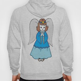 Blue Angel  Hoody