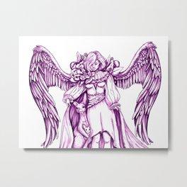 Angels and Kangaroos Metal Print