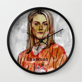 CHAPMAN Wall Clock