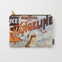 Rice's Beautiful Evangeline Carry-All Pouch