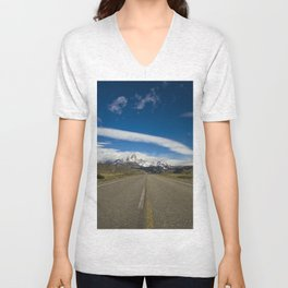 Going Straight Unisex V-Neck
