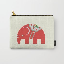 Swedish Elephant Carry-All Pouch