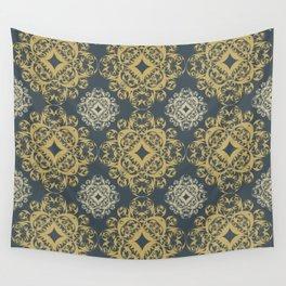 Circles 2 Wall Tapestry