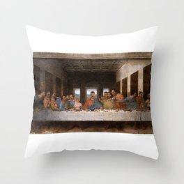 The Conner Supper Throw Pillow