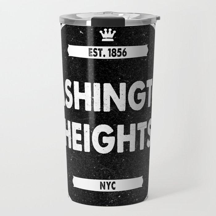 Washington Heights Travel Mug