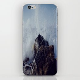 Make mine with a splash of water on the rocks iPhone Skin