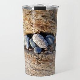 Wood & Stone Travel Mug