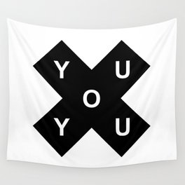 YOU X YOU Wall Tapestry