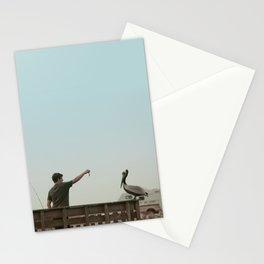 Here Birdie Birdie Birdie Stationery Cards