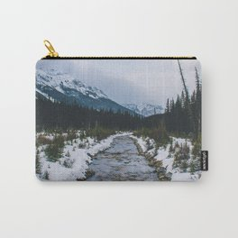 Spray Lakes, Canmore V Carry-All Pouch