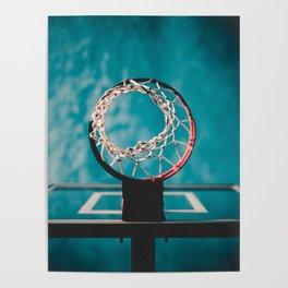 basketball hoop 6 Poster