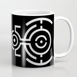 Crop Circle - White Coffee Mug