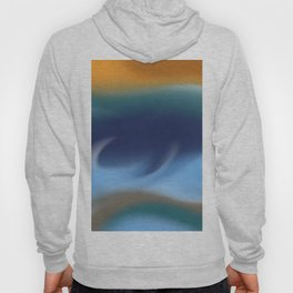 Sun, sand & waves Hoody