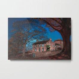 Woolley Cottage  Metal Print