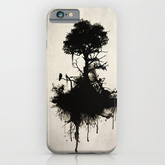 Last Tree Standing iPhone & iPod Case
