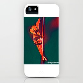 IraDomtrix 1 iPhone Case