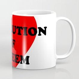 Revolution of esteem Coffee Mug