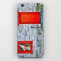 Winchester Red Door iPhone & iPod Skin