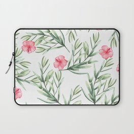 Delicate Hibiscus Laptop Sleeve
