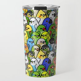 Too Many Birds!™ Bird Squad 1 Travel Mug
