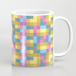 CMYK Pattern Coffee Mug