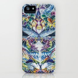 Daughter of Creation iPhone Case