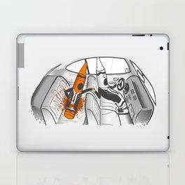 Color-Coded Criminals Laptop & iPad Skin