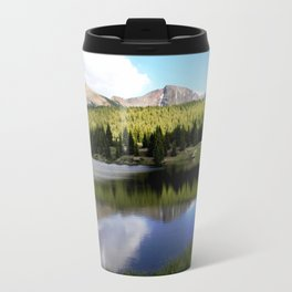 Andrews Lake, elevation 10,744 feet Travel Mug