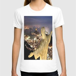 Christ the Redeemer ✝ Statue  T-shirt