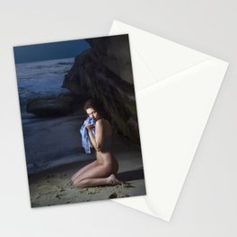 MICHELLE At The Cove Stationery Cards