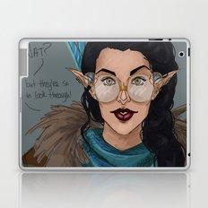 Vex in Percy's Glasses Laptop & iPad Skin