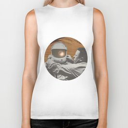 """The lonely"" Biker Tank"