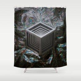CĀSUS_BY_AGAVOID Shower Curtain