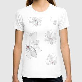 The Flower of my Heart T-shirt