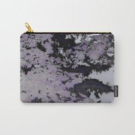 Purple Trees Landscape | Nadia Bonello | Canada Carry-All Pouch