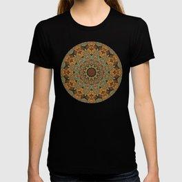 Patchwork Pattern T-shirt