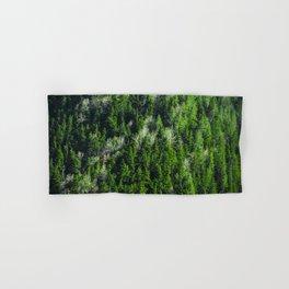 Forest pattern Hand & Bath Towel