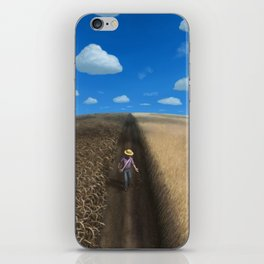Sow and Reap iPhone Skin