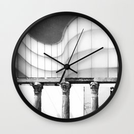 Architecture of Impossible_Ancient Milan Wall Clock