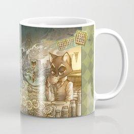 Lackadaisy Sophistry Coffee Mug