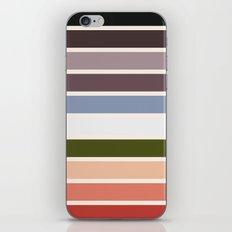 The colors of - Princess Mononoke iPhone & iPod Skin